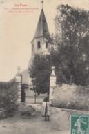 CPA - Viane Pierre Segade - L'église évangélique - France