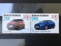 Kazachstan - Complete Set Auto's 2017 - Kazakhstan