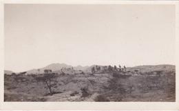 CPA Ethiopie - Carte-Photo - Addis-Abbeba  - 1925 - Ethiopia