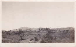 CPA Ethiopie - Carte-Photo - Addis-Abbeba  - 1925 - Ethiopie