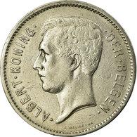 Monnaie, Belgique, 5 Francs, 5 Frank, 1930, TTB, Nickel, KM:98 - 1909-1934: Albert I