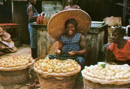 CPM - GHANA - Scène De MARCHE - Ghana - Gold Coast
