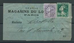 FRANCE - PREO N°47 Sur Fragment. Cote 70€. - Precancels