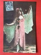 1903 - FEMME DANSEUSE - DANSERES - ARTISTE - ARTIESTE - Femmes
