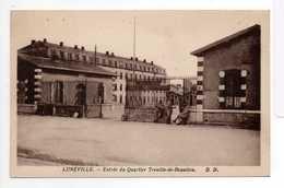 - CPA LUNEVILLE (54) - Entrée Du Quartier Treuille-de-Beaulieu - Edition Daniel Delboy - - Luneville