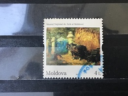 Moldavië / Moldova - Museum Van Nationale Kunst (4) 2017 - Moldavië