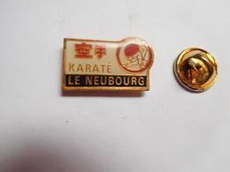 Beau Pin's , Karaté , Le Neubourg  , Eure - Judo