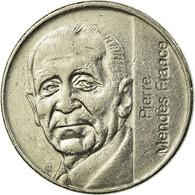 Monnaie, France, Mendès France, 5 Francs, 1996, Paris, TTB, Nickel - France