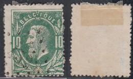 """Belgique - COB 30 Oblitération LP """"432"""" Ougrée (DD) DC3262 - 1869-1883 Leopold II"""