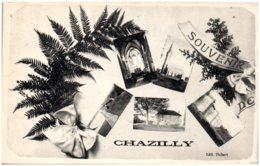 21 Souvenir De CHAZILLY - France