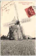 21 CHATELLENOT - Moulin à Vent - Altri Comuni