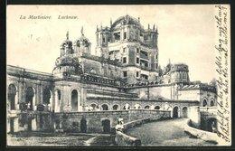 AK Lucknow, La Martiniere - India