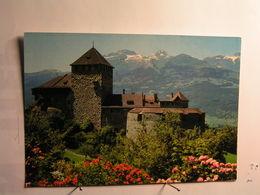 Vaduz - Landesfurstliche Residenz - Liechtenstein