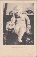 80 - AMIENS - L'Ange Pleureur - 1904 - Carte Précurseur - Amiens