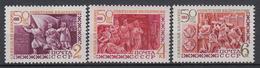 USSR - Michel - 1968 - Nr 3594/96 - MNH** - Ongebruikt