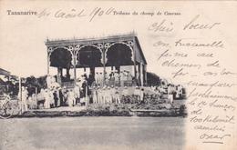 CPA Madagascar - Tananarive - Tribune Du Champ De Courses  - 1904 - Madagascar