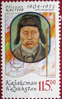 Kazakhstan   2004  Birth Centenary Of  A. Kasteev  - Painter 1 V. MNH - Kazakhstan