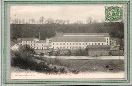 CPA - POUXEUX (88) - Aspect De L'Usine Febvrel Frères En 1906 - Pouxeux Eloyes