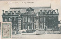 CPA Madagascar - Tananarive - Le Palais Du Gouverneur - N° 34  - 1910 - Madagascar