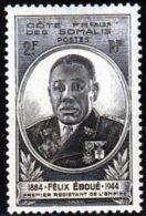Cote Des Somalis 1945 Yvert 262 ** TB - Französich-Somaliküste (1894-1967)