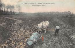 60-LIANCOURT- ETABLISSEMENT BAJAC- CHARRUE BRALANT DOUB ! - Liancourt