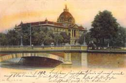 Strassburg - Kaiserpalast 1902 AKS - Elsass