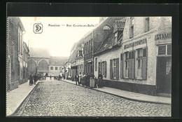 AK Messines, Rue Courte-et-Belle - Mesen