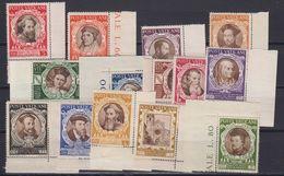 Vatican City 1946 Tridentinischen Konzils 14v (13v Corners) ** Mnh (42759) - Vaticaanstad