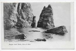 Sugar Loaf Rock, Isle Of Man - Valentine Undivided Back - Isle Of Man
