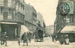 PARIS  14 Eme Arrondissement  Rue D ' Odéssa - Arrondissement: 14