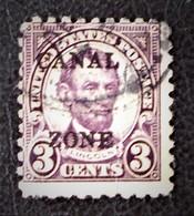SRCHARGE 1924 - OBLITERE - YT 66 - Panama