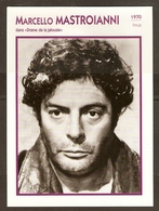 PORTRAIT DE STAR 1970 ITALIE ITALIA ITALY - ACTEUR MARCELLO MASTROIANNI DRAME DE LA JALOUSIE - ACTOR CINEMA - Photographs