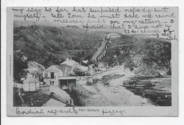 Port Soderic - Valentine - Blue Undivided Back - Isle Of Man