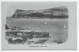 Bradda Head - Valentine - Blue Undivided Back - Isle Of Man