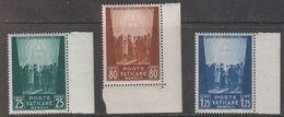 Vatican City 1942 Hilfswerk 3v ** Mnh (42760B) - Vaticaanstad