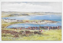 Port St. Mary And Bays, Isle Of Man - Art Colour 1936 - Isle Of Man