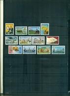 ILE DE MAN EMIGRATION -SIR G.GOLDIE-BIBLE 12 VAL NEUFS A PARTIR DE 0,60 EUROS - Isle Of Man