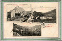 CPA - RIMBACH-ZELL (68) - Gruss Aus .. Ferme-auberge Riethmüller Et Fabrique Althoffer En 1911 - Altri Comuni