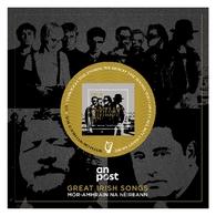 Ierland  2019 Irish Music U2   Special 45 Shaped Card  With M/s    Blokje    Postfris/mnh/neuf - Ongebruikt