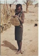 CPM - NIGER - Jeune Fille BORORO Fabricant Du Van - Niger