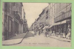 SARLAT : Entrée Sud De La Ville . Magasin Chocolat Vinay. TBE. 2 Scans. Edition PDS - Sarlat La Caneda