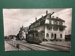 Cartolina Lorrach Stetten - Germania Occidentale - 1913 - Cartoline