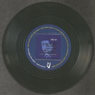 Ierland  2019 Irish Music J McCormack Danny Boy   Special 45 Shaped Card  With M/s    Blokje    Postfris/mnh/neuf - Ongebruikt
