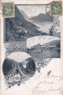 CPA Norge / Norvège - Hilsen Fra Norge - 1902 - Etat Moyen - Norvège
