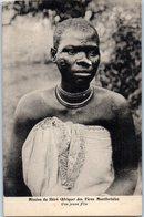 Afrique - Mission Du Shiré Des Frères Montfortains - Une Jeune Fille - Cartes Postales