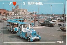 83 - SAINT RAPHAËL - En Route Pour La Promenade - Saint-Raphaël