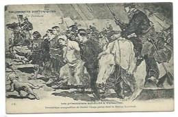 PARIS 1871 - LA COMMUNE (14) - LES PRISONNIERS CONDUITS A VERSAILLES - CPA - Autres