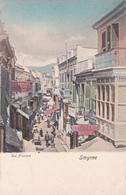 CPA Turquie -  Smyrne - Rue Franque - Turquie