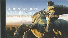 Armenia - Libretto, Personaggi Armeni. Anno 2000 - Armenia