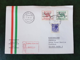 (38348) STORIA POSTALE ITALIA 1969 - 1961-70: Storia Postale